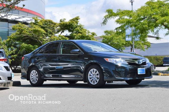 2012 Toyota Camry Hybrid LE in Richmond, British Columbia