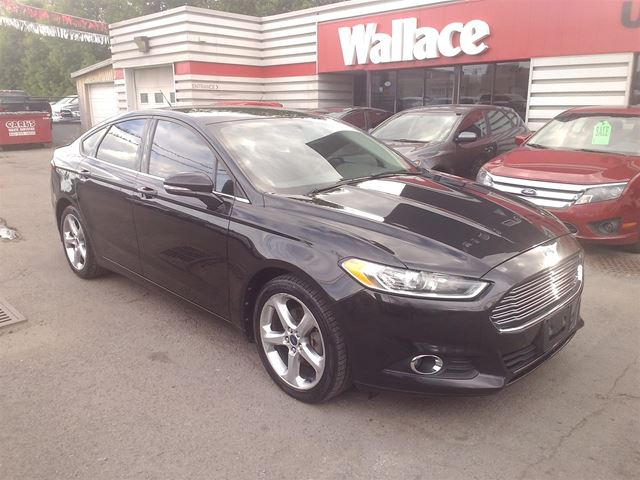 2013 Ford Fusion SE Navigation EcoBoost in Ottawa, Ontario