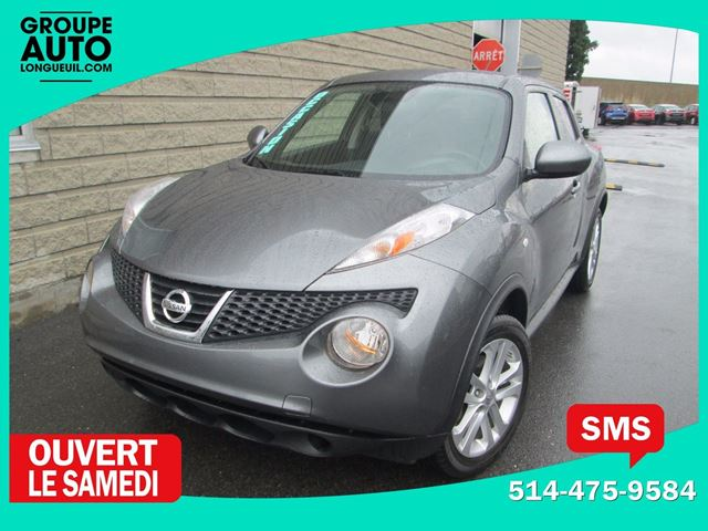 2011 Nissan Juke *SV*A/C*MAGS*TURBO*31500KM* WOW* in Longueuil, Quebec