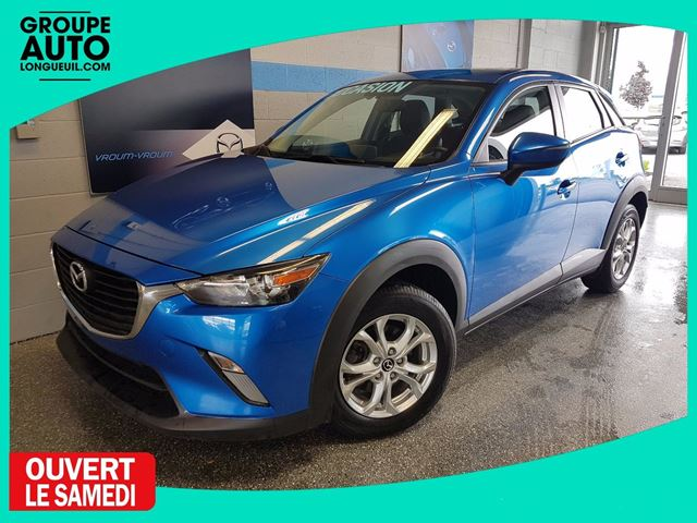 2016 Mazda CX-3 GS AWD LUXE in Longueuil, Quebec