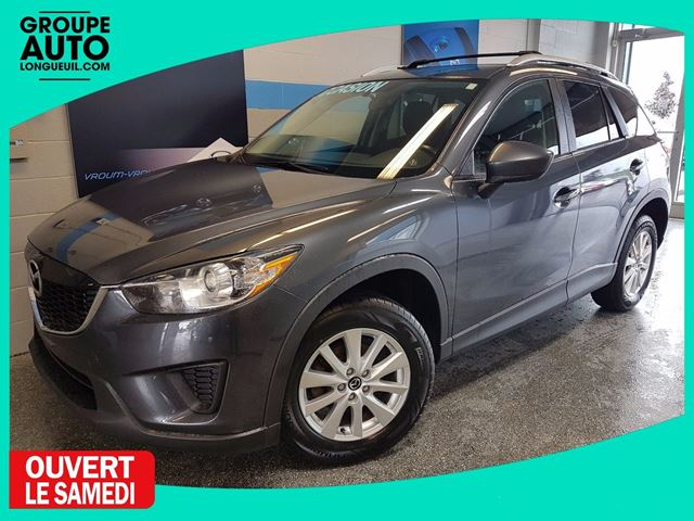 2014 Mazda CX-5 GX AWD TRACTION INTEGRALE in Longueuil, Quebec