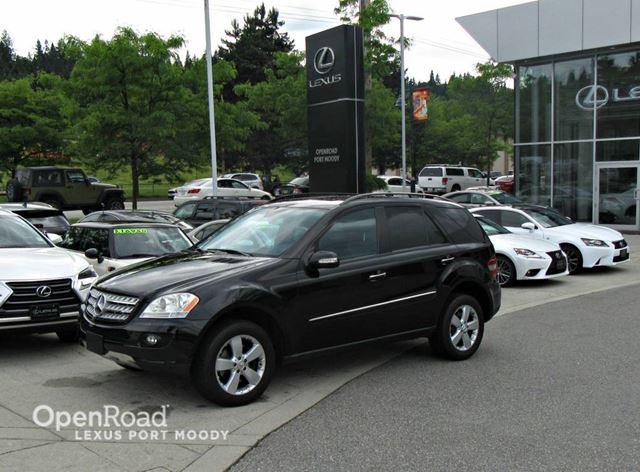 2006 MERCEDES-BENZ M-CLASS 5.0L - Navigation - New Tires in Port Moody, British Columbia