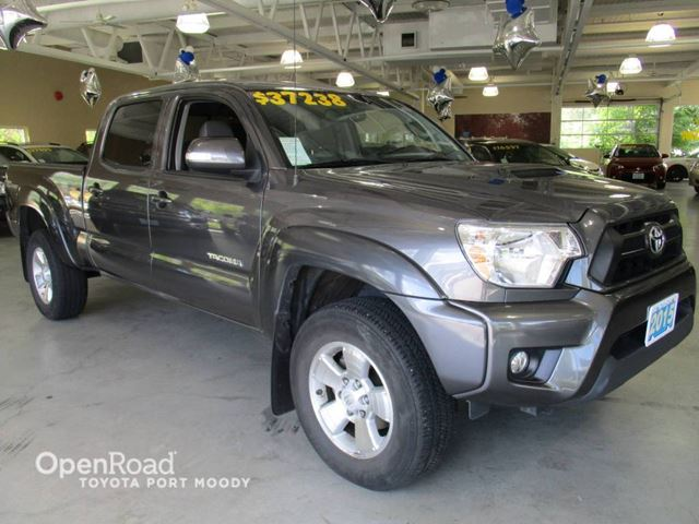 2015 Toyota Tacoma TRD Sport - Bluetooth, Backup Camera, Fog Lamps in Port Moody, British Columbia