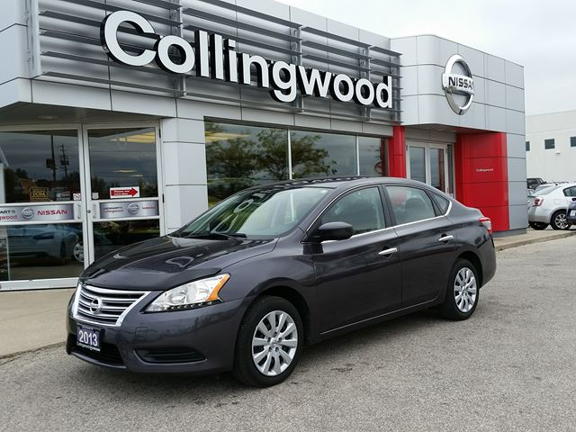 2013 Nissan Sentra S *1 OWNER* in Collingwood, Ontario