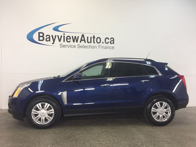 2013 CADILLAC SRX - 3.6L! PUSH BUTTON START! HEATED LEATHER! ONSTAR! in Belleville, Ontario