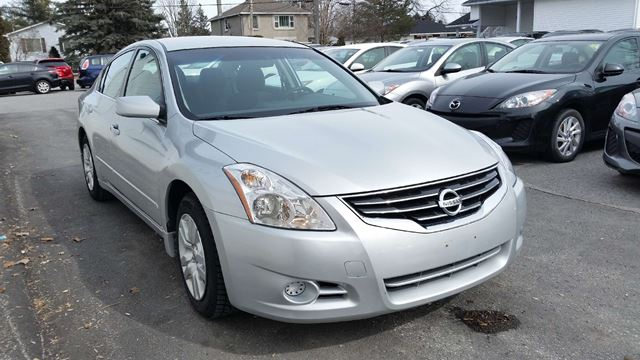 2012 NISSAN ALTIMA 2.5 S in North Bay, Ontario