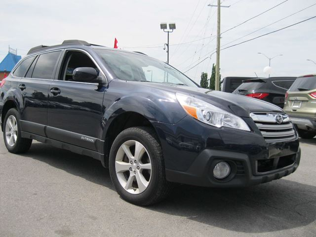 2014 SUBARU OUTBACK 3.6R Limited Package in Kingston, Ontario