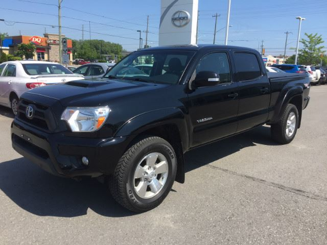 2013 Toyota Tacoma 4WD Double Cab DOUBLE CAB TRD!!! in Cobourg, Ontario