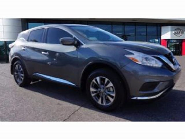 2017 Nissan Murano FWD 4dr S in Mississauga, Ontario