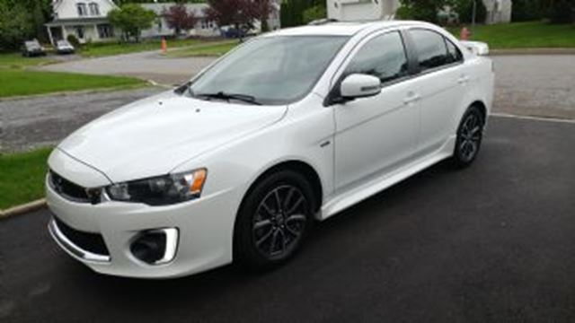 2016 Mitsubishi Lancer SE Limited Appearance Protection in Mississauga, Ontario