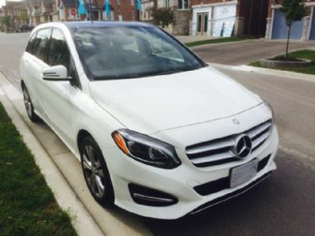 2016 MERCEDES-BENZ B-CLASS 250 4matic ( All Wheel Drive) in Mississauga, Ontario
