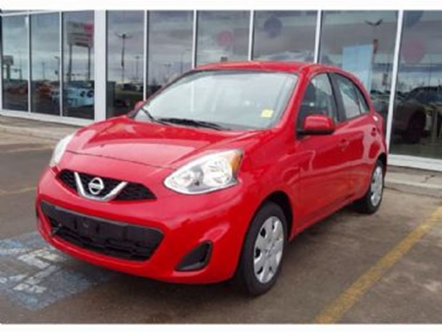2017 Nissan Micra 1.6 SV A/T, A/C, BTOOTH, CRUISE, PWR WINDOWS in Mississauga, Ontario