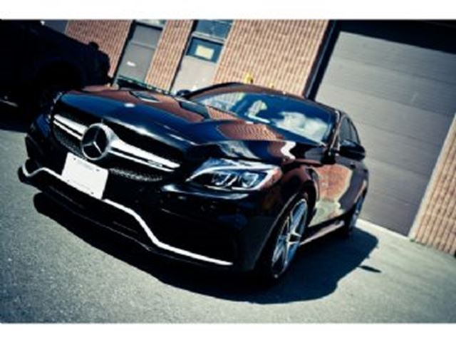 2017 MERCEDES-BENZ C-CLASS 4dr Sdn AMG C 63 S RWD in Mississauga, Ontario
