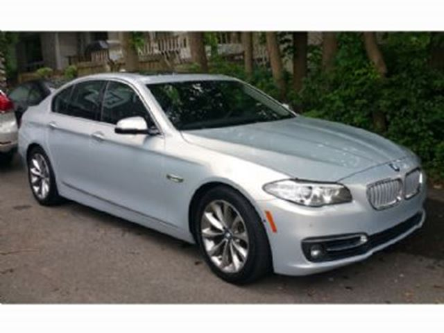 2014 BMW 5 Series 528i xDrive, Premium NAVI Excess Wear Protection in Mississauga, Ontario