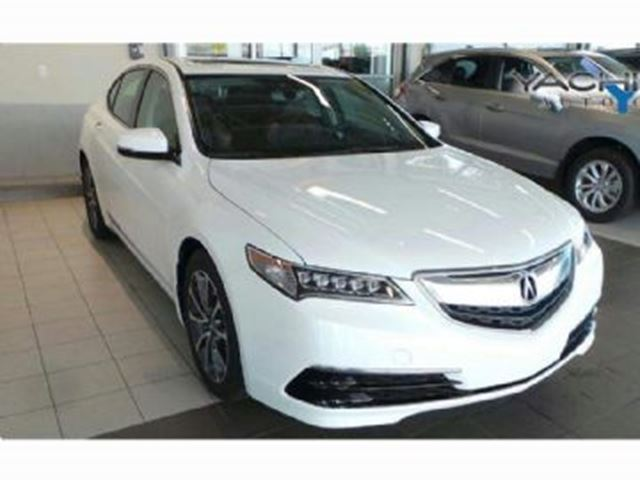 2016 acura tlx sh awd v6 elite mississauga ontario car for sale 2810814. Black Bedroom Furniture Sets. Home Design Ideas