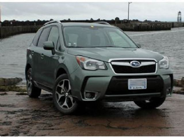 2016 SUBARU FORESTER XT AWD in Mississauga, Ontario