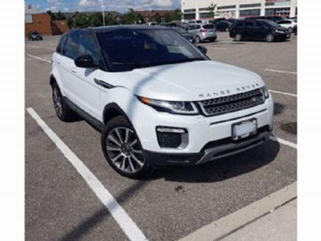 2016 Land Rover Range Rover Evoque SE AWD in Mississauga, Ontario