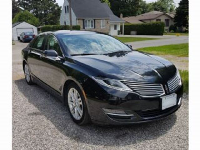 2014 LINCOLN MKZ All- Wheel Drive ~ Low Payment ~ in Mississauga, Ontario