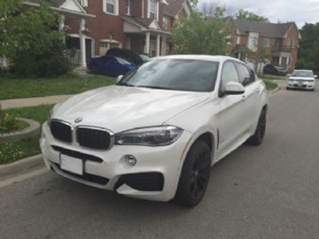 2017 BMW X6           in Mississauga, Ontario