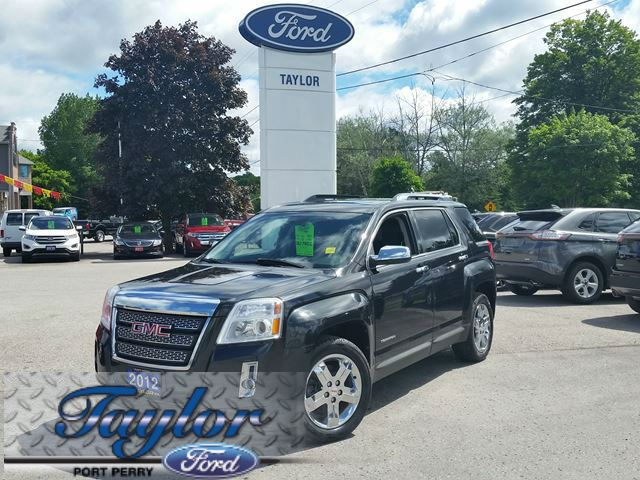 2012 GMC Terrain SLT-2 AWD *Leather*Nav*Moonroof* in Port Perry, Ontario