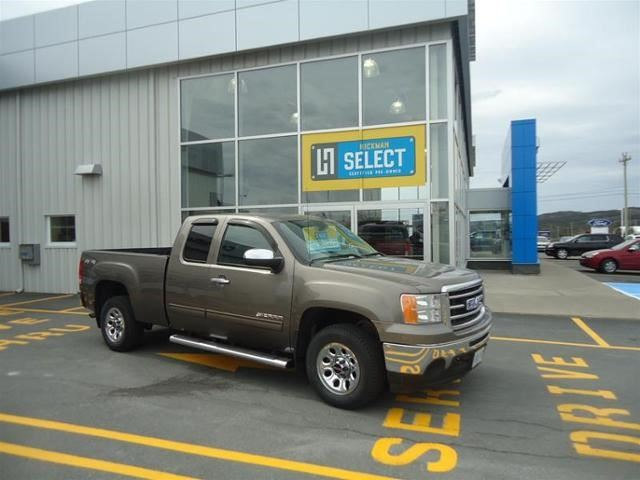 2012 GMC Sierra 1500 SL Nevada Edition in St John's, Newfoundland And Labrador