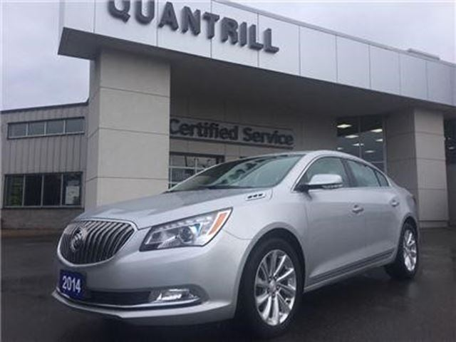 2014 BUICK LACROSSE Leather in Port Hope, Ontario