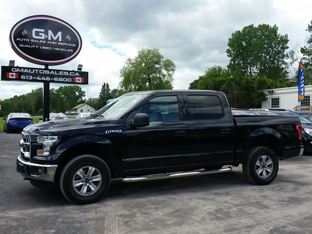 2015 Ford F-150 XLT in Rockland, Ontario