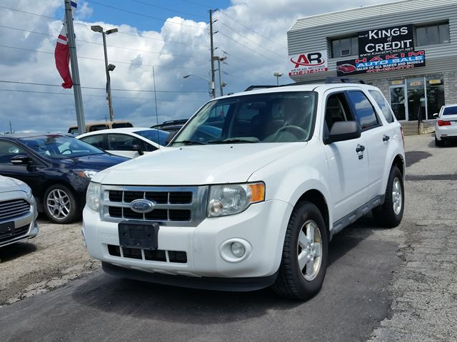 used 2009 ford escape xlt 4wd accident free pickering. Black Bedroom Furniture Sets. Home Design Ideas