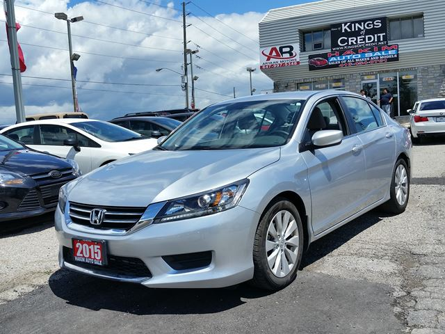 2015 HONDA ACCORD  LX in Pickering, Ontario