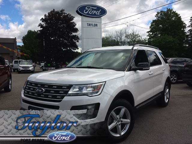 2016 Ford Explorer XLT 4x4 *Leather*Nav*Tow Pkg* in Port Perry, Ontario