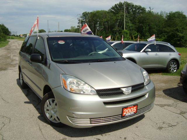 2005 TOYOTA SIENNA CE Accident Free  in Cambridge, Ontario