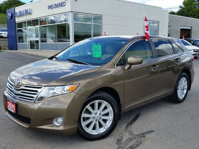 2011 TOYOTA VENZA AWD in Kitchener, Ontario