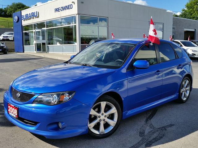 2008 Subaru Impreza 2.5i Sport in Kitchener, Ontario