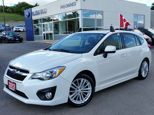 2013 Subaru Impreza 2.0i Sport 5spd in Kitchener, Ontario
