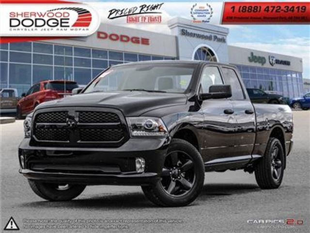2014 Dodge RAM 1500 ST in Sherwood Park, Alberta