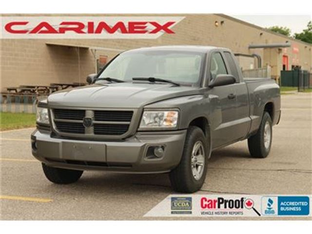 2008 Dodge Dakota SXT   4x4    CERTIFIED in Kitchener, Ontario