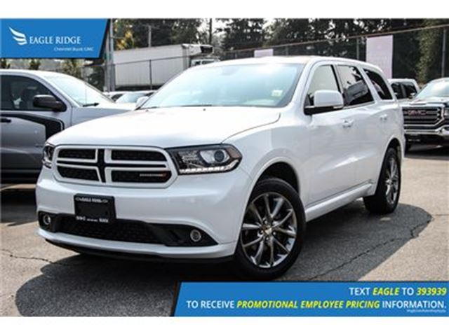 2017 DODGE DURANGO GT in Coquitlam, British Columbia