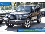 2016 Jeep Wrangler Unlimited Sahara Navigation and Satellite Radio Navigation a in Coquitlam, British Columbia