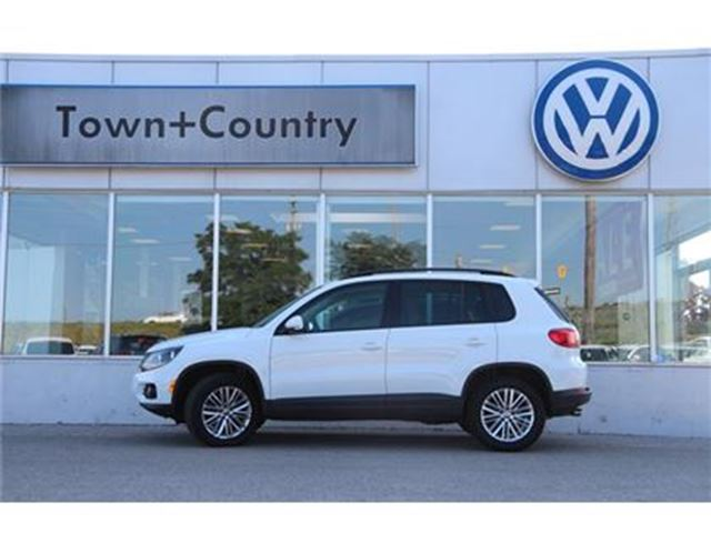 2016 VOLKSWAGEN TIGUAN Special Edition 2.0T 6sp at w/Tip 4M in Markham, Ontario
