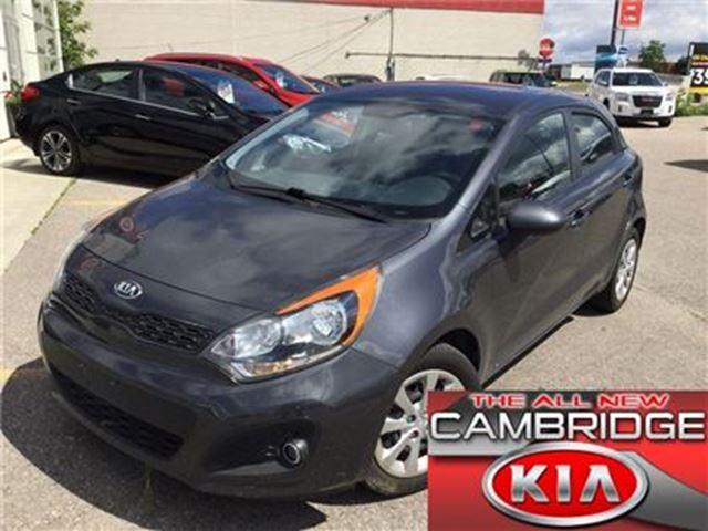 2013 Kia Rio 5 LX+ KIA CERTIFIED PRE-OWNED in Cambridge, Ontario