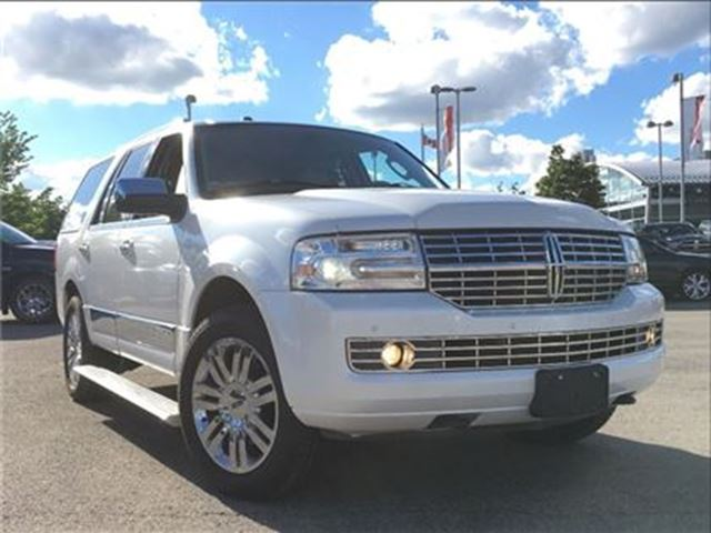 2009 Lincoln Navigator Ultimate in Mississauga, Ontario