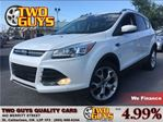 2013 Ford Escape Titanium4WD NAVIGATION LEATHER SUNROOF in St Catharines, Ontario