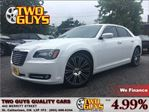 2013 Chrysler 300 S LEATHER NAVIGATION PANORAMIC ROOF in St Catharines, Ontario
