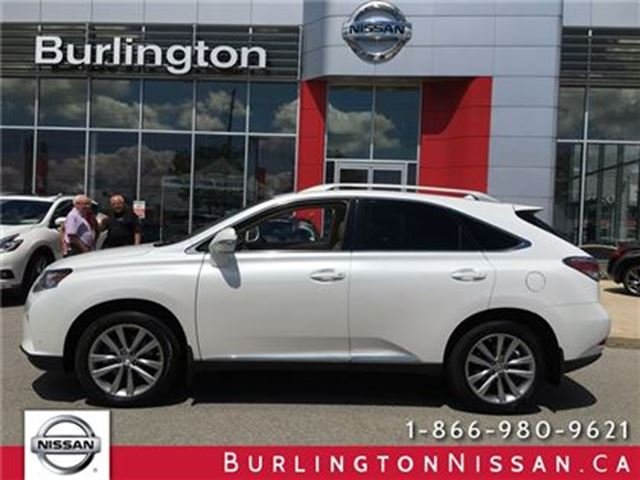 2015 Lexus RX 350 - in Burlington, Ontario