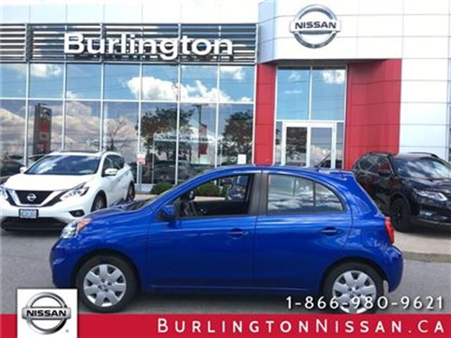 2015 Nissan Micra - in Burlington, Ontario