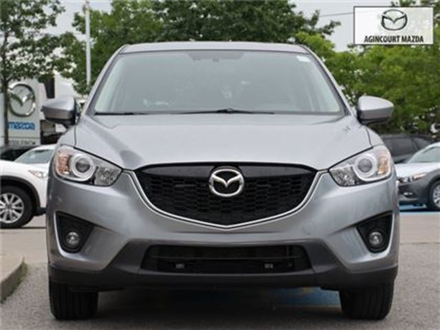 2014 MAZDA CX-5 GS - ACCIDENT-FREE, ONE OWNER, SUNROOF in Scarborough, Ontario