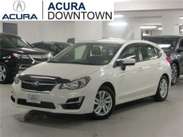 2016 SUBARU IMPREZA 2.0i Touring Package/Rear Camera/Heated Seats/ in Toronto, Ontario
