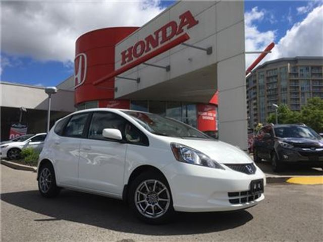 2013 Honda Fit LX 5AT in Markham, Ontario