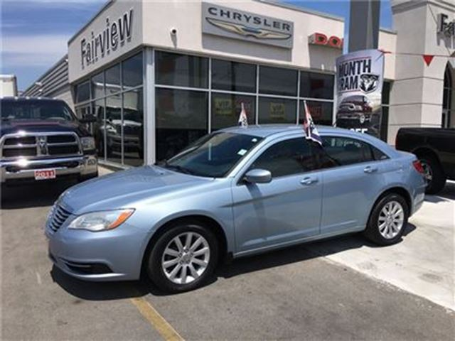 2012 CHRYSLER 200 LX in Burlington, Ontario