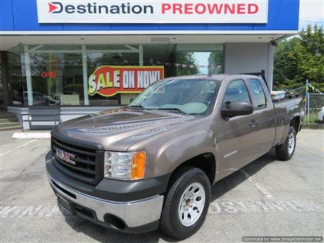 2013 GMC SIERRA 1500 WT in Vancouver, British Columbia